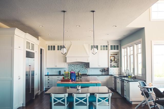 lampa sufitowa kuchenna
