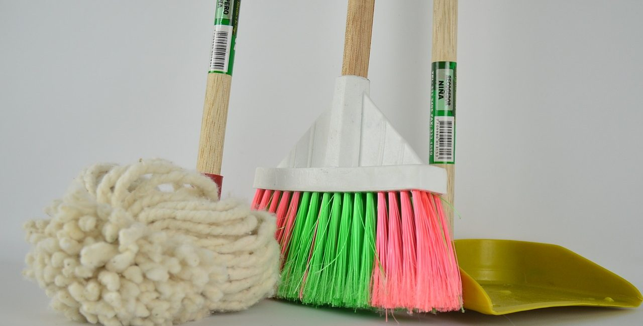 Antibak mop
