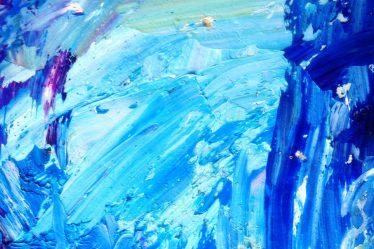 Annie sloan aubusson blue: najlepsza farba kredowa.