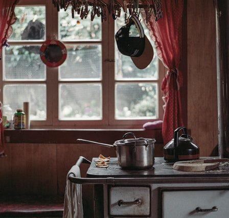 zasłony do kuchni