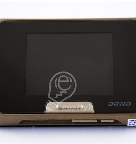 elektroniczny wizjer do drzwi z funkcją nagrywania