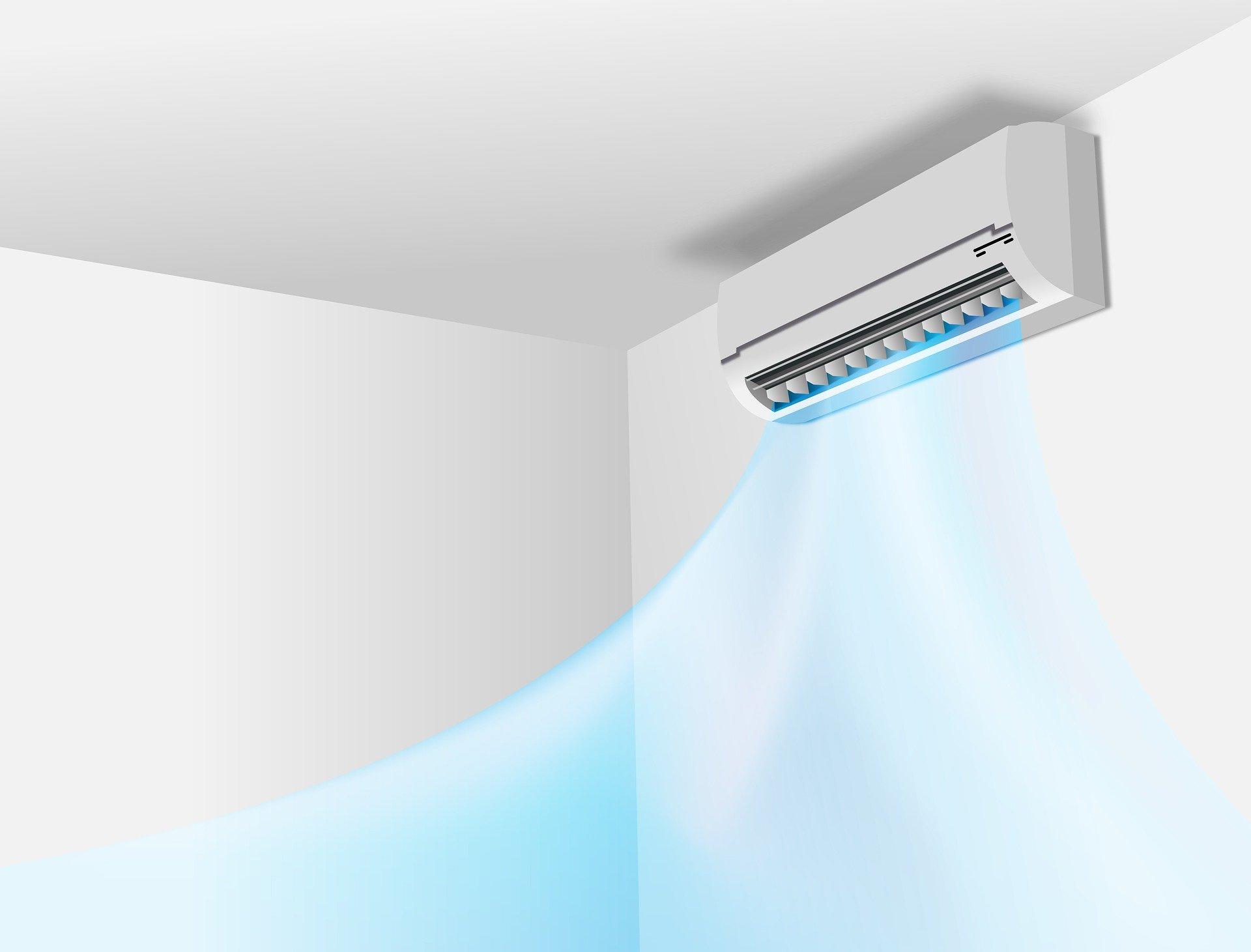 jak funguje klimatizace